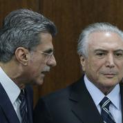 Brésil : le ministre mis en cause pour corruption a été limogé