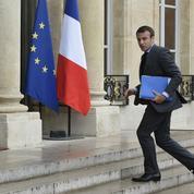 Comment les troupes d'Emmanuel Macron préparent leur «grande marche»