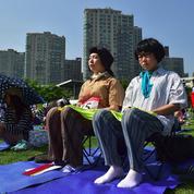 À Séoul, un concours de déconnexion pour les jeunes accros au smartphone