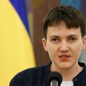 La «Jeanne d'Arc» ukrainienne échangée contre deux agents russes présumés