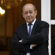 Jean-Yves Le Drian: «Nous ne sommes plus en temps de paix»