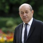 Jean-Yves Le Drian: «Devant Daech, nous ne devons pas craindre l'affrontement direct»
