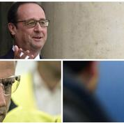 Hollande, Valls, Macron : un triangle infernal à la tête de l'Etat ?