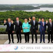Abe cherche le soutien du G7