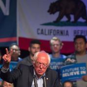Sous le soleil californien, les pro-Bernie rêvent d'enterrer Hillary