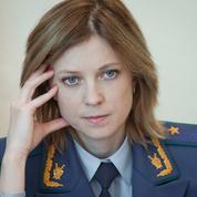 Natalia Poklonskaya, l'atout charme et choc de la justice russe en Crimée