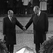 Verdun, un siècle de relations franco-allemandes