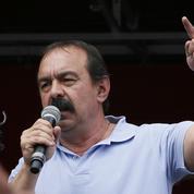 Philippe Martinez prévoit un «pic» de mobilisation «en milieu de semaine»