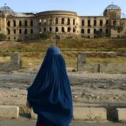 L'Afghanistan restaure son palais royal ravagé par la guerre