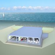 Vinci va bâtir un tunnel géant entre le Danemark et l'Allemagne