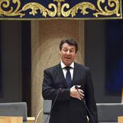 Christian Estrosi va quitter son fauteuil de maire de Nice