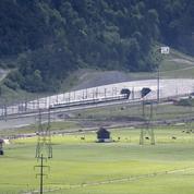 Saint-Gothard: «Ces grands projets planifiés en Europe sont nécessaires»