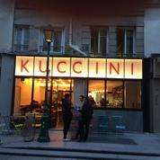 Kuccini, osteria à Montorgueil