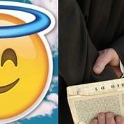 Omg ! La Bible en émoji débarque sur la Toile