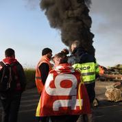 Les Français exaspérés par les blocages de la CGT