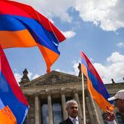 Génocide arménien: la colère turque après le vote allemand