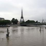 Inondations: une partie de la France noyée sous des crues historiques