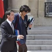 Valls, El Khomri, Le Foll et Cambadélis organisent un meeting commun à Paris