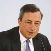Zone euro: Mario Draghi est rassurant