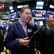 Parvenue à un sommet, Wall Street semble danser sur un fil