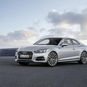 Audi A5 : un coupé nouvelle vague