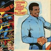 L'histoire secrète du combat entre Mohamed Ali et Superman