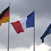 L'écart franco-allemand