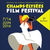 Coup d'envoi du Champs-Elysées Film Festival 2016