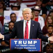 La garde rapprochée de Donald Trump dans la course à la Maison-Blanche