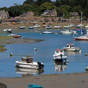 À marée basse, l'eau bretonne va-t-elle en Amérique?