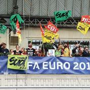 La CGT veut gâcher le début de l'Euro de football