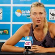 Nike renoue son partenariat avec Sharapova après l'annonce de sa suspension