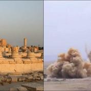 Daech a bien détruit le temple de Nabû en Irak