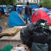 Paris: la carte des évacuations de campements de migrants