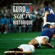 1984, l'équipe de France de Platini remporte l'Euro