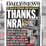 «Thanks NRA»: les défenseurs des armes à feu en ligne de mire après la tuerie d'Orlando