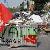 Les manifestations contre la loi travail perturbent les agendas des ministres