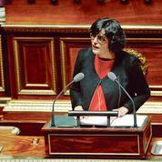 Au Sénat, la ministre joue le clivage droite-gauche
