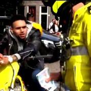 Drogué, Chris Brown se fait arrêter par la police à Amsterdam