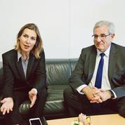 Jean-Michel Palagos et Julia Maris: «Faire rayonner le savoir-faire des armées françaises»