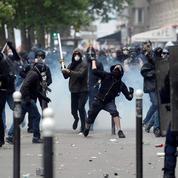 Loi travail : des affrontements violents et très précoces
