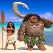Disney lance Vaiana ,nouvelle princesse du Pacifique