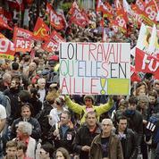Loi travail: la grève touche à sa fin après le défilé