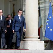 Ferme sur la loi travail, Valls demande à la CGT d'arrêter les manifestations