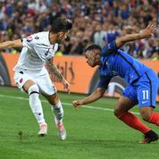 Euro 2016 : «On dirait que France-Albanie se joue dans un champ de patates»