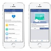 Facebook lance son bouton de prévention du suicide en France