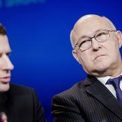 Michel Sapin-Emmanuel Macron: les meilleurs ennemis de Bercy