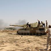 À Syrte, les Libyens se heurtent à la résistance de Daech
