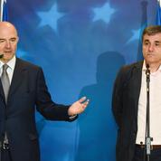 L'Europe signe enfin son chèque de 7milliards d'euros à la Grèce
