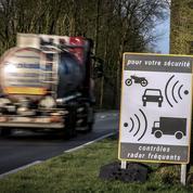 La vitesse va baisser de 20 km/h sur des routes d'Ile-de-France